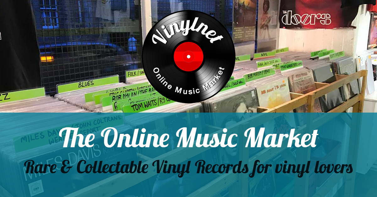 Vinyl Records and other collectible music UK | Vinylnet