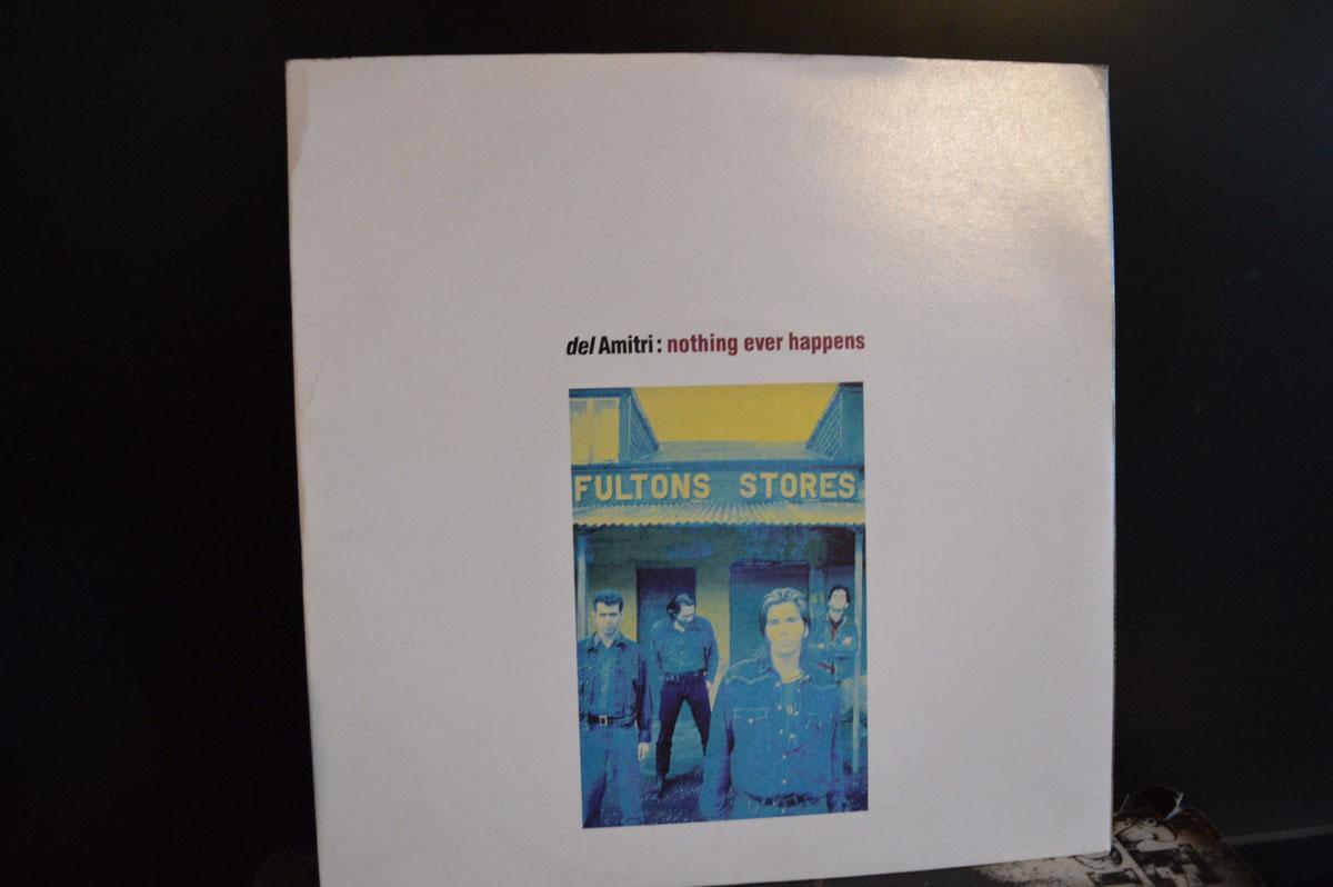 Del Amitri - Nothing Ever Happens LP