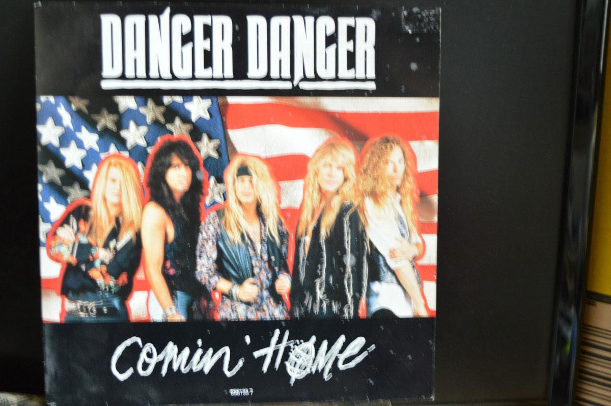 Danger Danger - Comin' Home