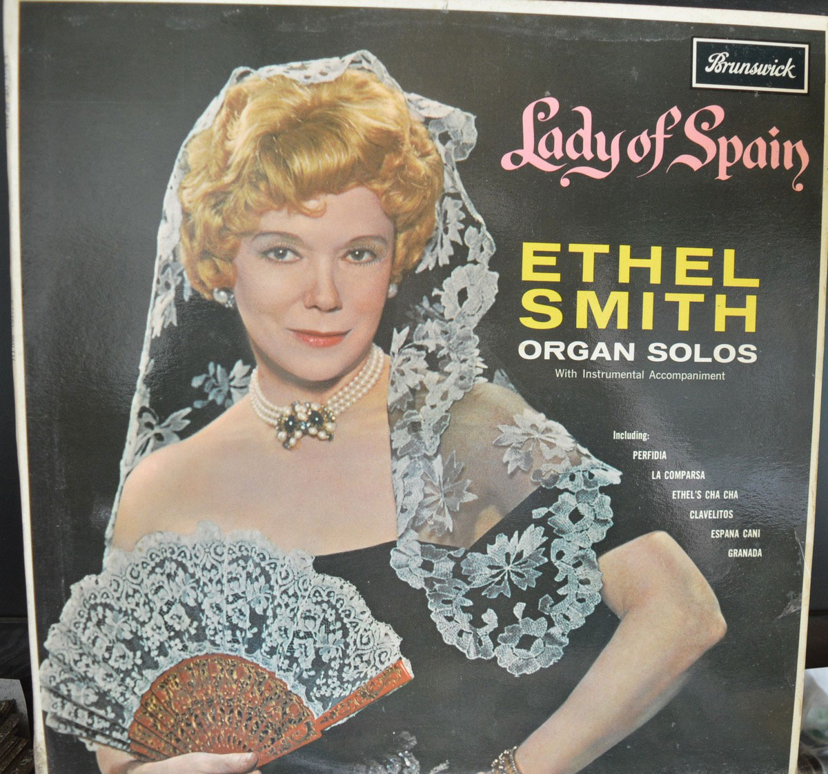Ethel Smith Lady Fingers Records Lps Vinyl And Cds Musicstack