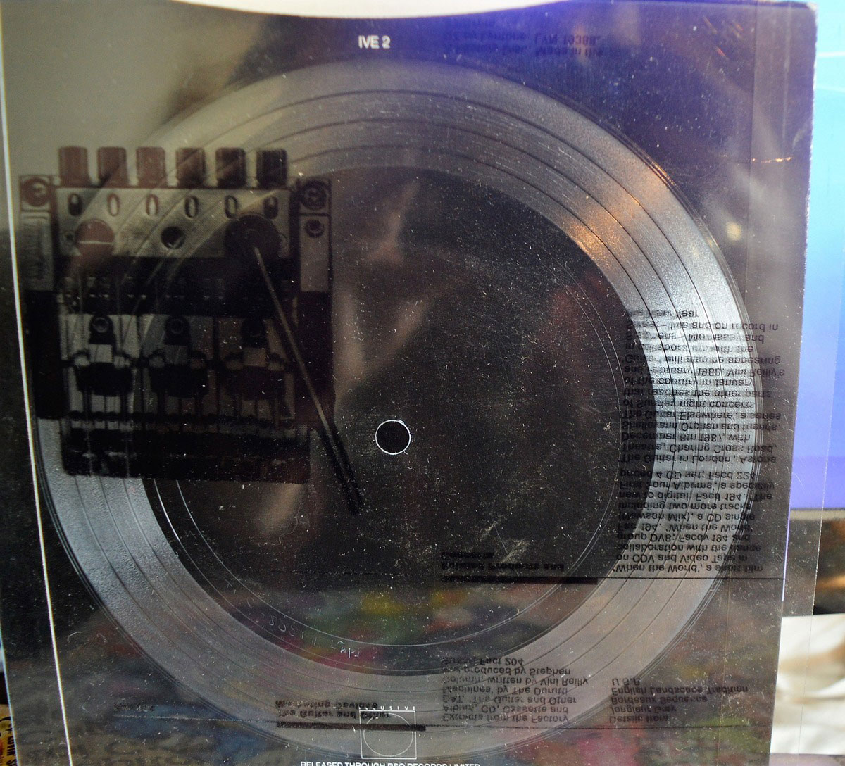 Durutti Column The Guitar And Other Machines Records Lps