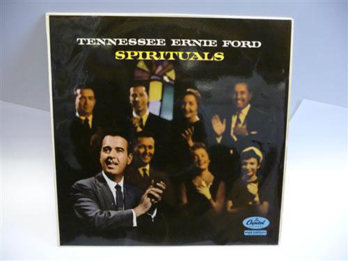 Tennessee Ernie Ford Spirituals Records Lps Vinyl And