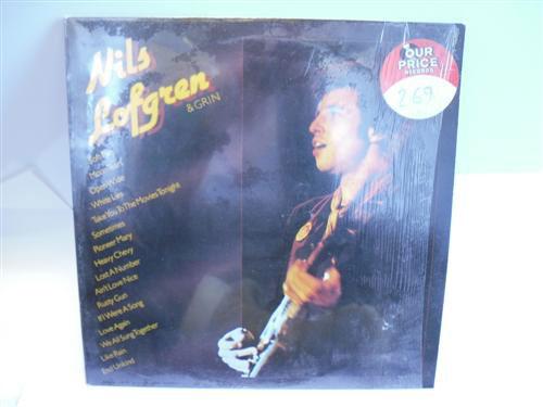 Nils Lofgren Nils Lofgren Amp Grin Lp Buy From Vinylnet