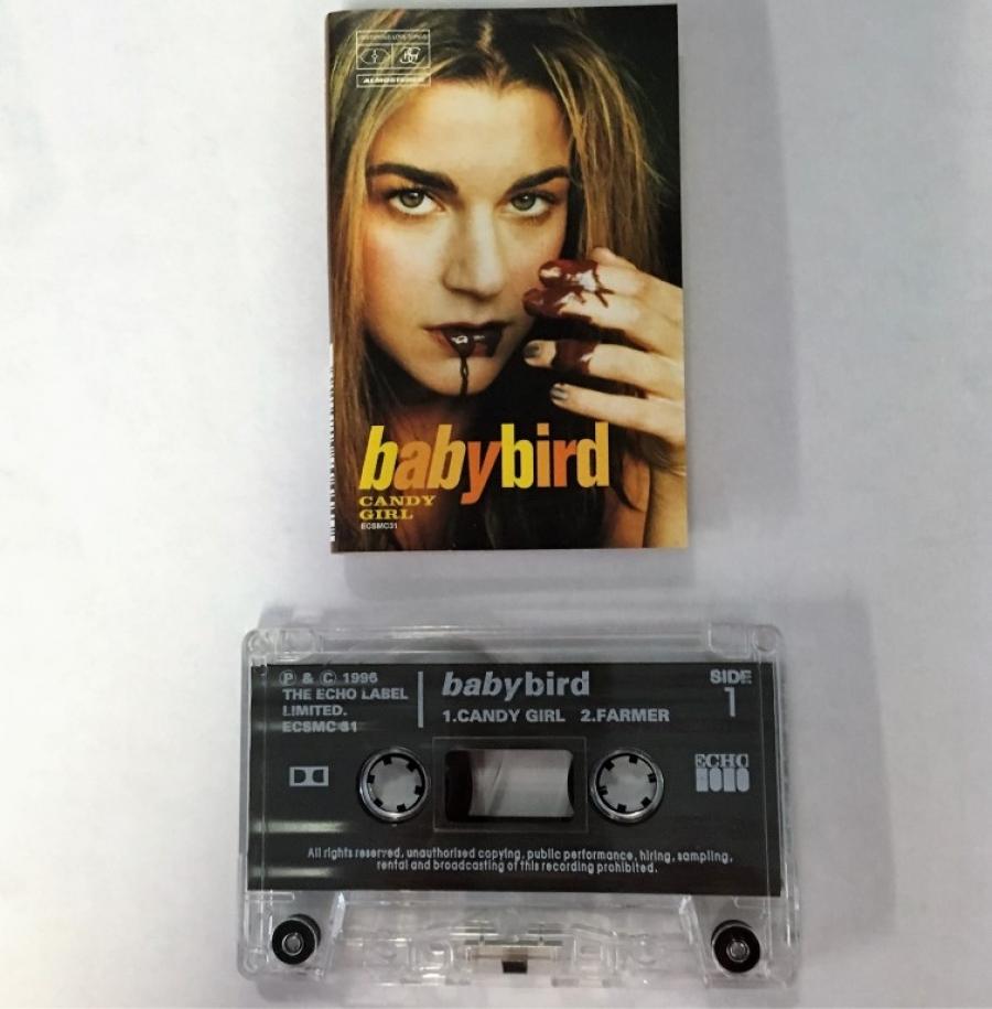 Babybird Candy Girl Cas Buy From Vinylnet