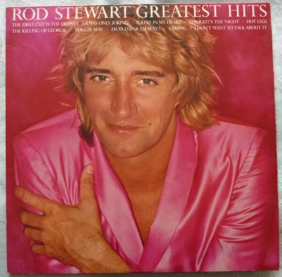 Rod Stewart Greatest Hits Vol 1 Lp Buy From Vinylnet