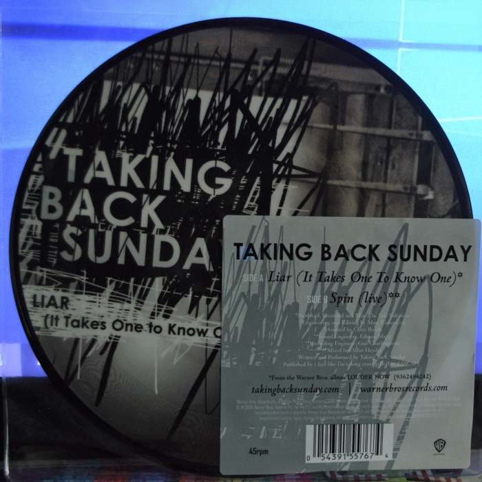Taking Back Sunday - Liar (it Takes One To Know One) Album