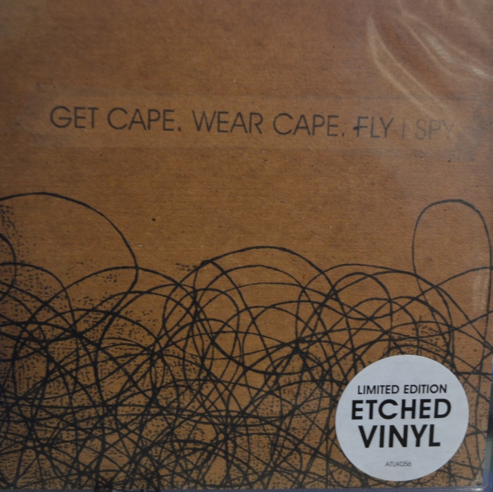 Get Cape, Wear Cape, Fly I Spy (Album Version) 7 Inch | Buy from