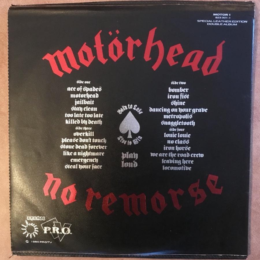 Motorhead No Remorse LP | Buy from Vinylnet