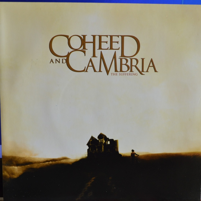 Coheed & Cambria The Suffering 7 Inch | Buy from Vinylnet