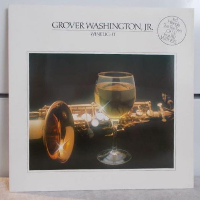 Grover Washington Jr Winelight Lp Buy From Vinylnet