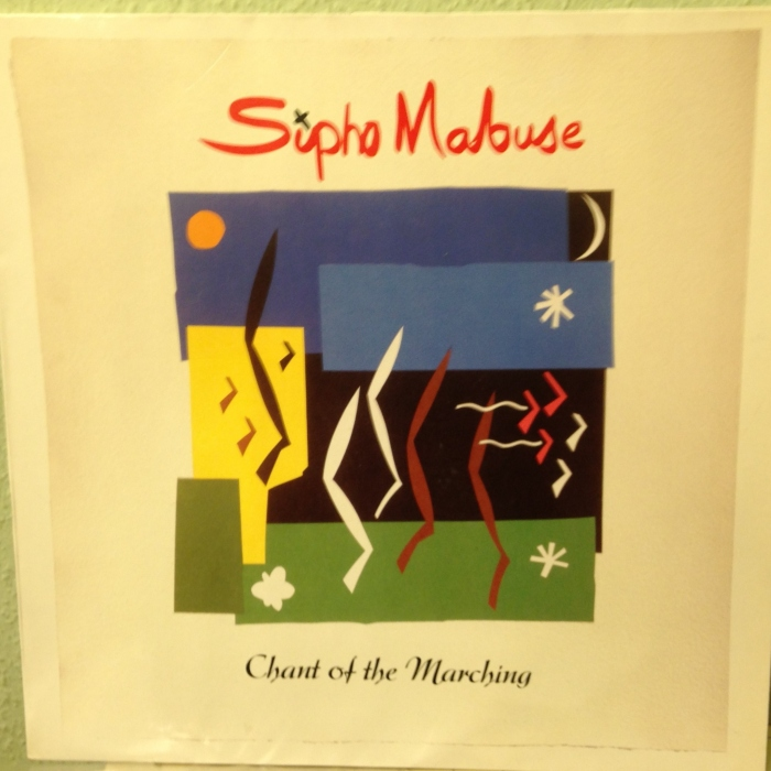 Sipho Mabuse Chant Of The Marching Lp Buy From Vinylnet