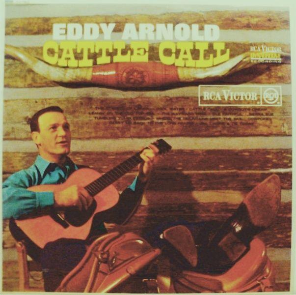 Eddy Arnold Cattle Call Lp Buy From Vinylnet