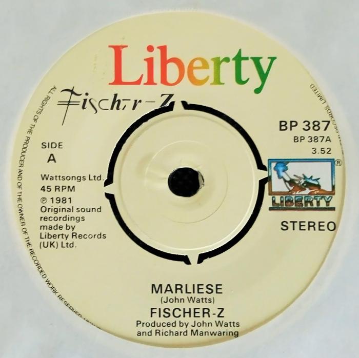 Fischer-Z Marliese