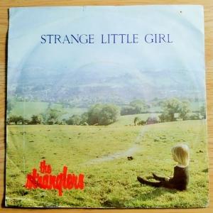 Copies Of Strange Little Girl By The Stranglers Vinylnet