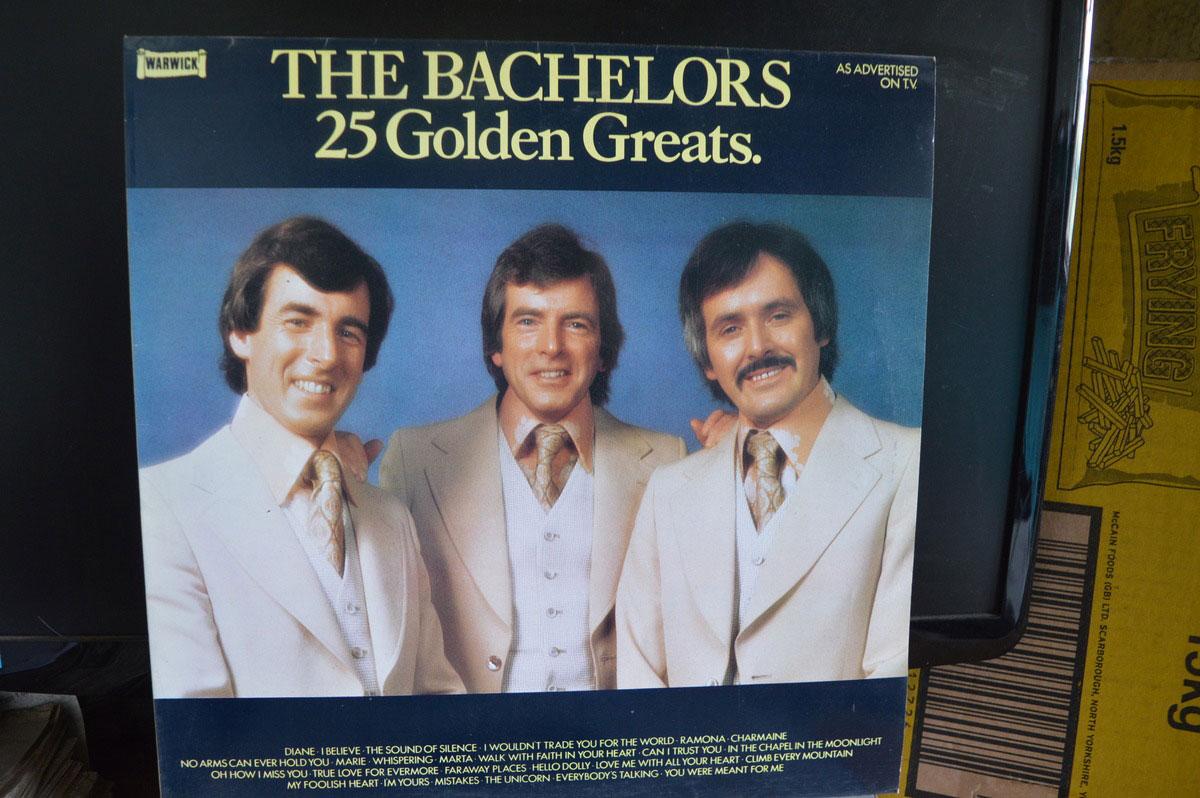 Bachelors Vinyl Cds And Memorabilia Vinylnet