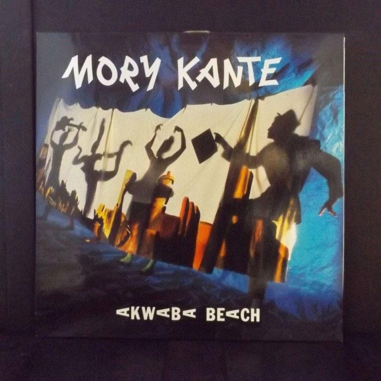 Mory Kante - Akwaba Beach Single