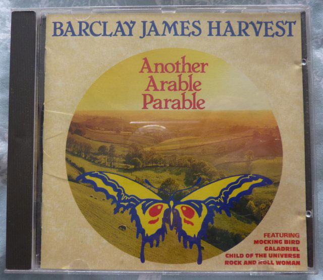 Barclay James Harvest Another Arable Parable Cd Buy From
