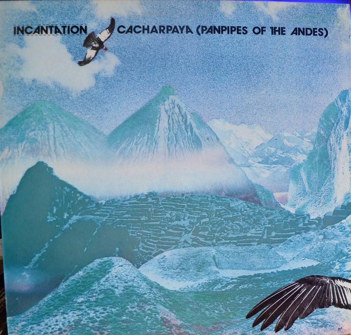 cacharpaya incantation