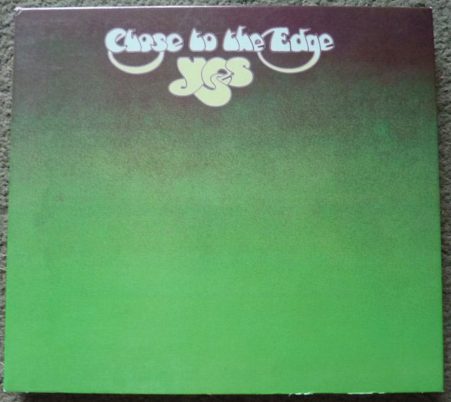 Yes Close To The Edge Cd Buy From Vinylnet