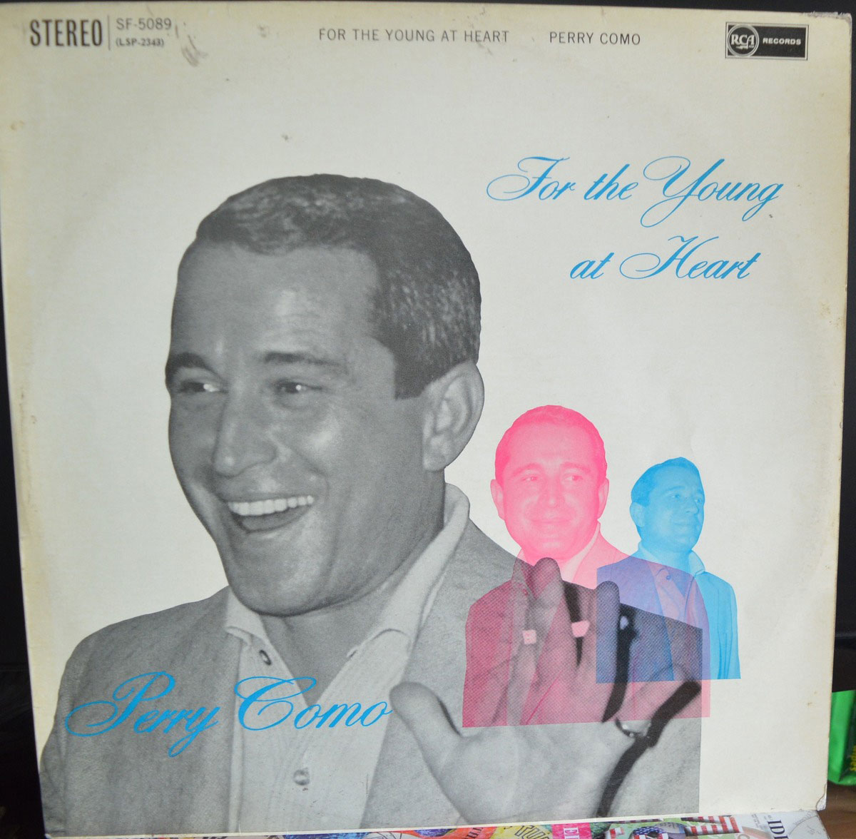 List of songs recorded by Perry Como