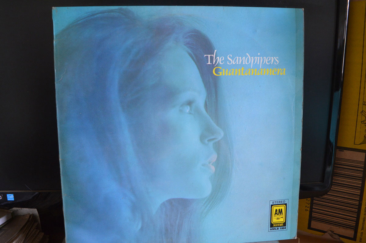 Sandpipers Guantanamera Records Lps Vinyl And Cds