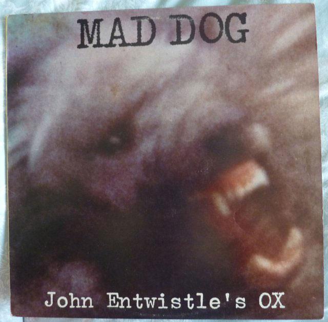 John Entwistle Mad Dog Lp Buy From Vinylnet