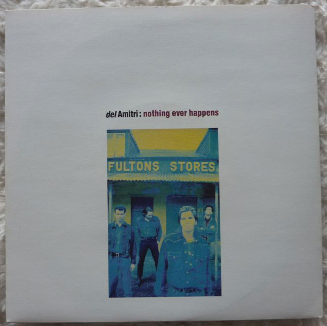 Del Amitri - Nothing Ever Happens CD