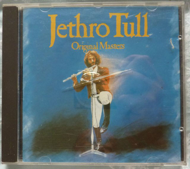 Jethro Tull Original Masters Cd Buy From Vinylnet