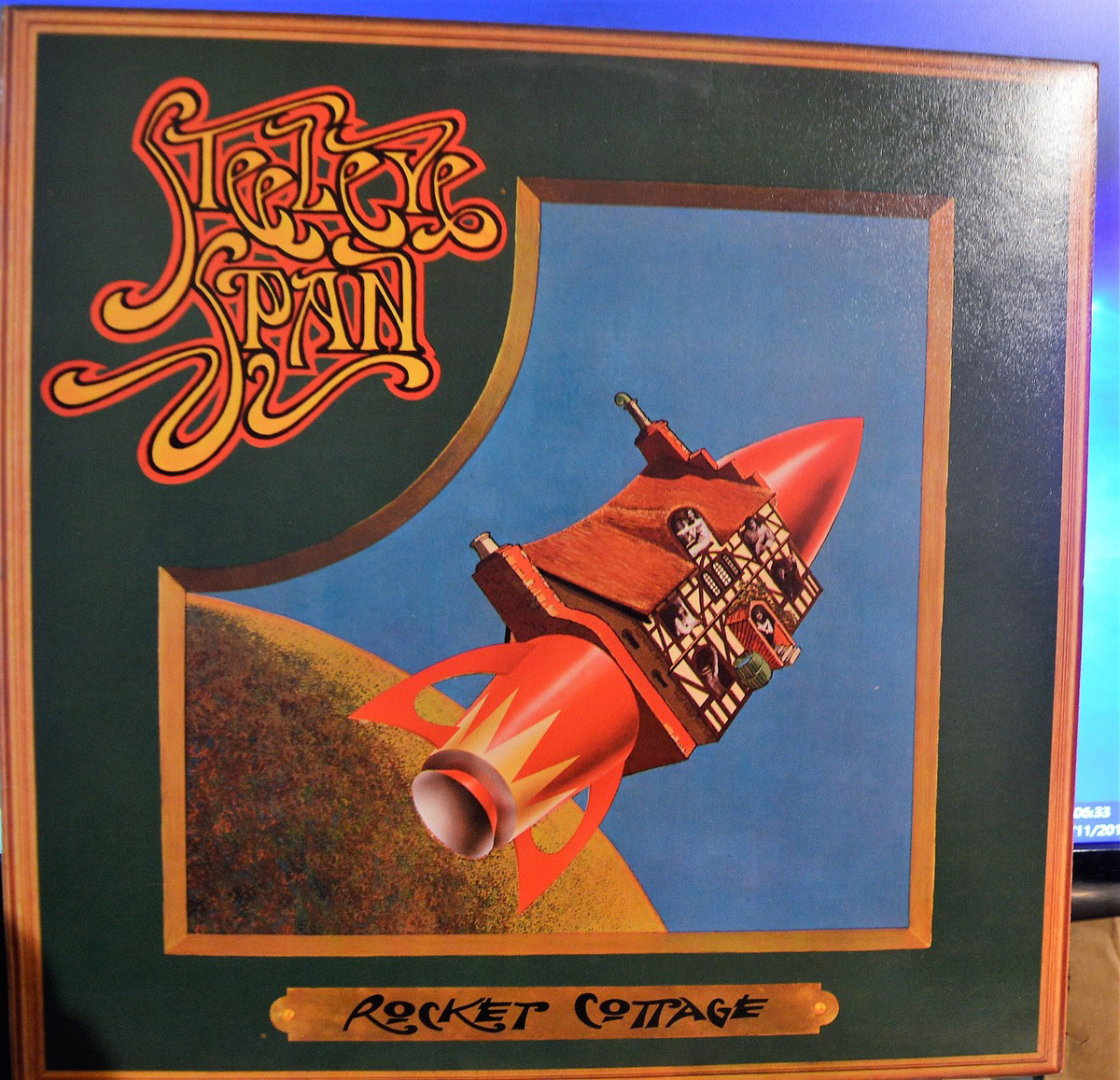 Steeleye Span Rocket Cottage Records Lps Vinyl And Cds