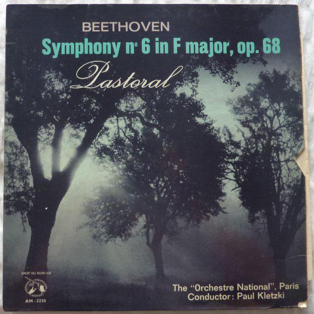 beethoven concert symphony no 6