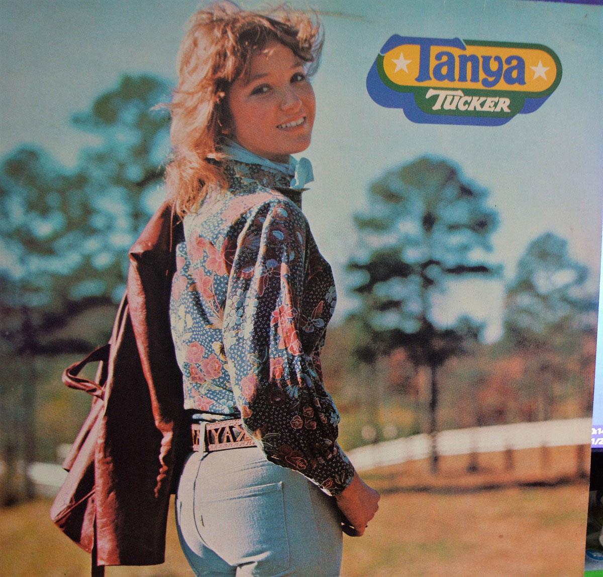 Tanya Tucker Tanya Tucker Records Lps Vinyl And Cds