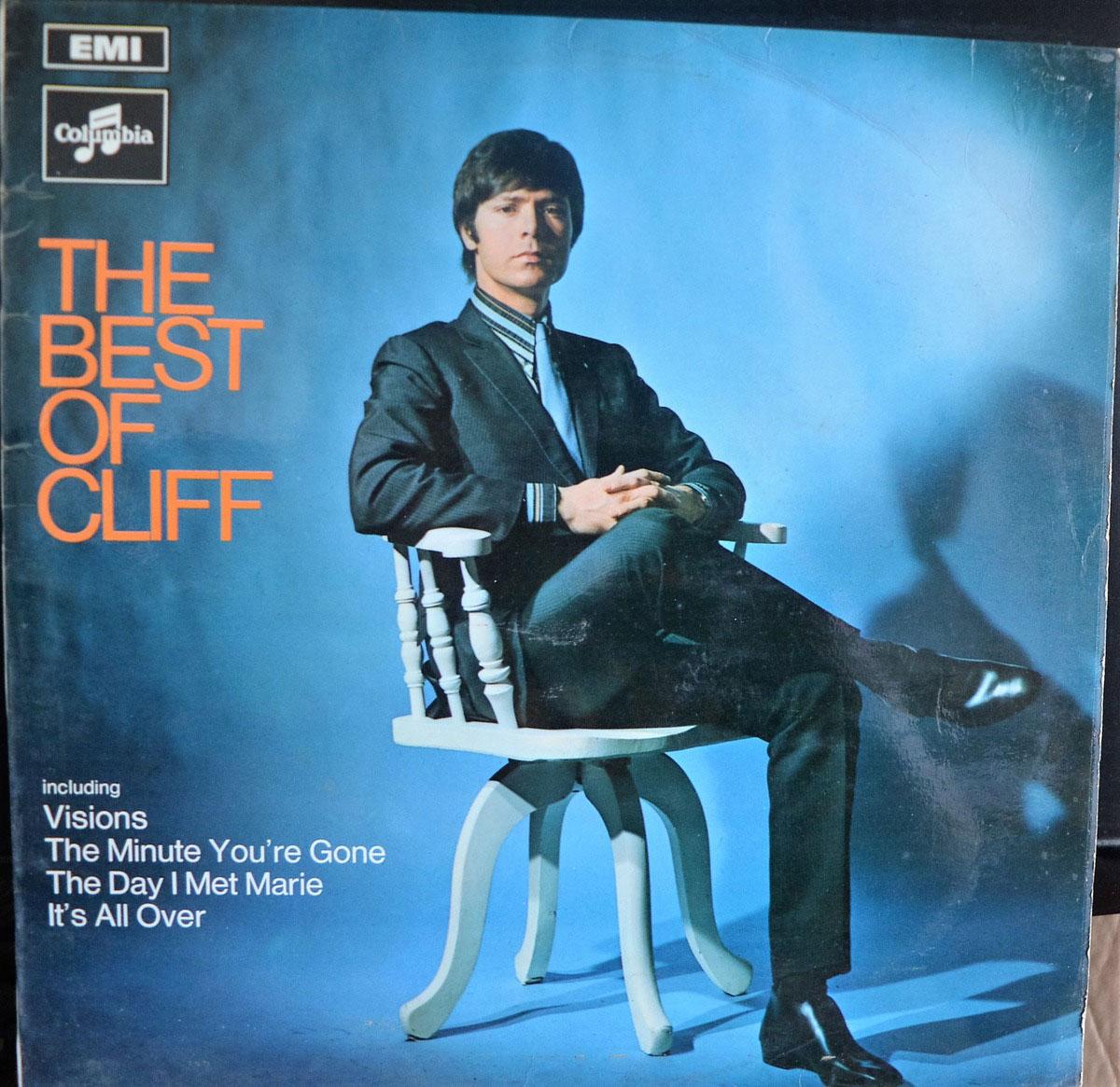 Cliff Richard The Best Of Cliff Lp Buy From Vinylnet