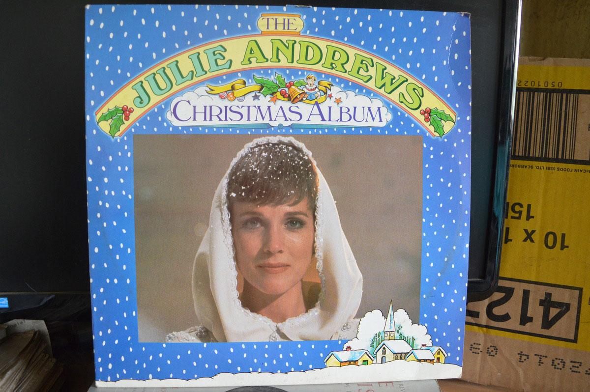 Julie Andrews The Julie Andrews Christmas Album LP   Buy from Vinylnet