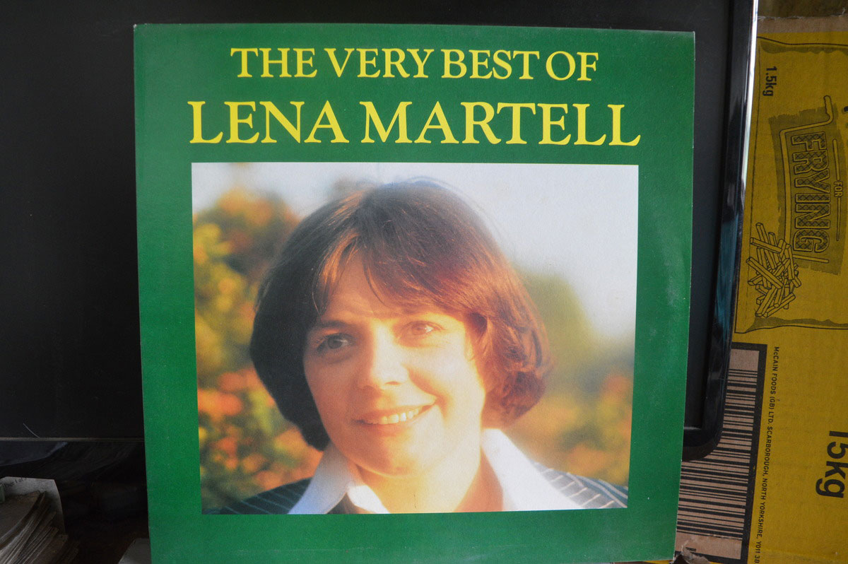 Lena Martell The Very Best Of Lena Martell Lp Buy From