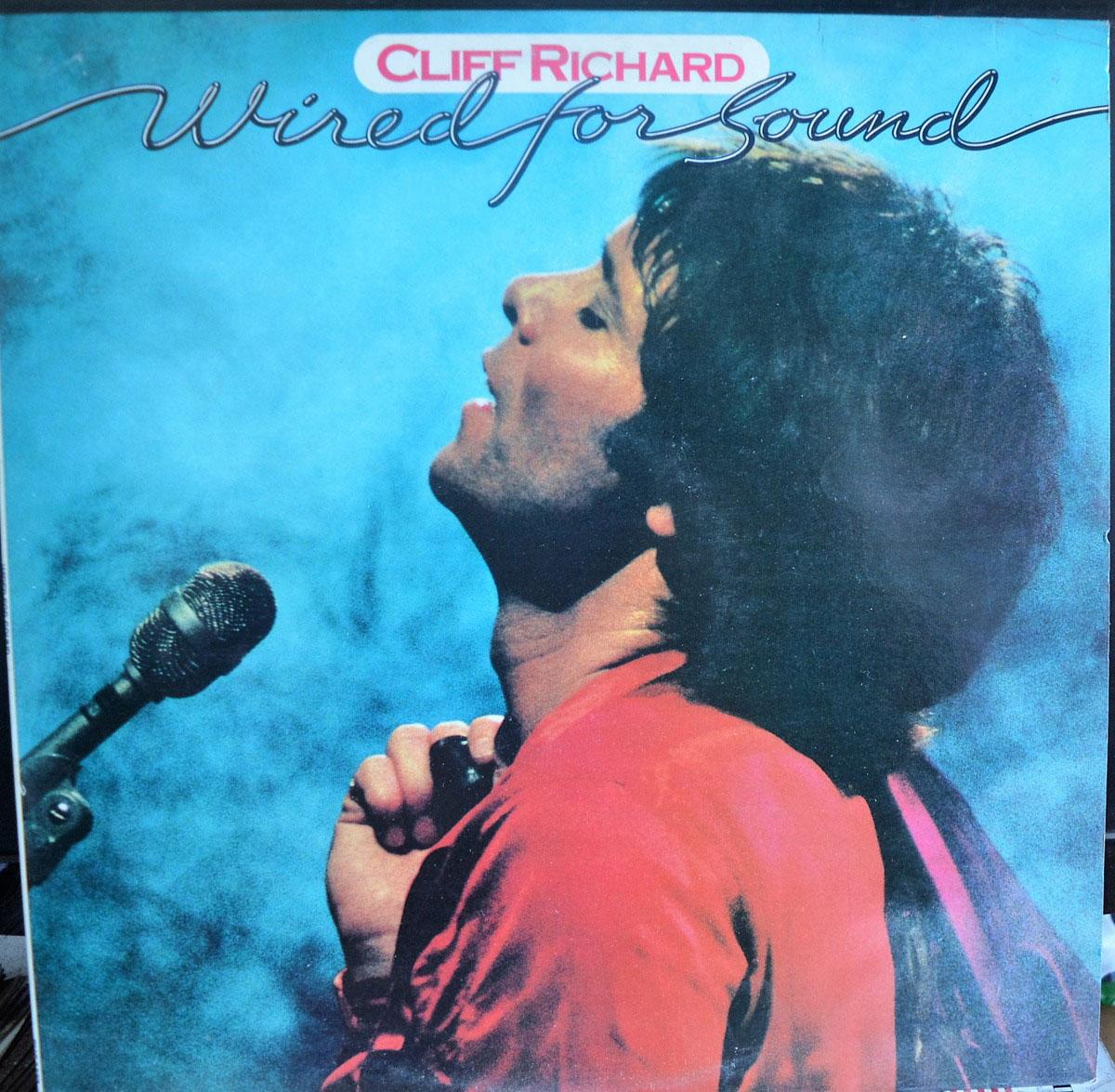 Cliff Richard - Wired For Sound Lyrics | MetroLyrics
