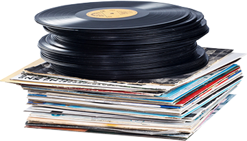 Sell your record collection Wanted vinyl records | Vinynet